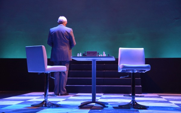 Photo of Ware Operatic's production of Chess